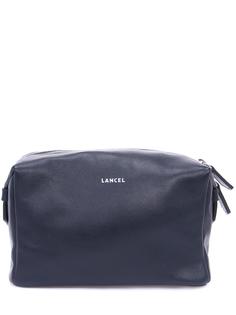 Косметичка кожаная Lancel