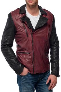 Кожаная куртка TIGHA