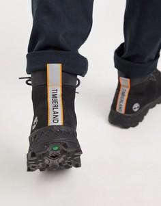 Черные ботинки 6 дюймов Timberland Brooklyn-Черный