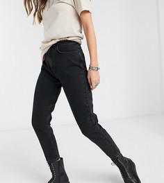 Суженные книзу черные джинсы Reclaimed Vintage - The 89-Черный