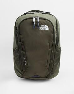 Зеленый рюкзак The North Face