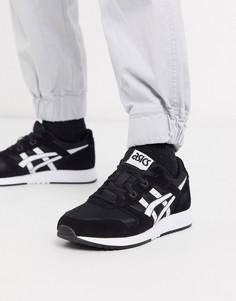 Черные классическое кроссовки Asics SportStyle lyte-Черный