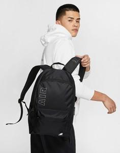 Черный рюкзак Nike Air Heritage