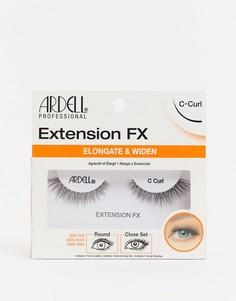 Накладные ресницы Ardell Extension FX C-Черный