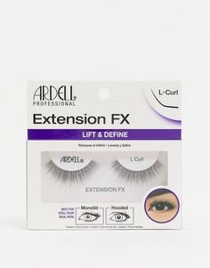 Накладные ресницы Ardell Extension FX L-Черный