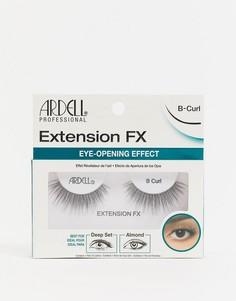 Накладные ресницы Ardell Extension FX B-Черный