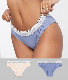 Набор из 2 трикотажных трусов Pepe Jeans-Мульти