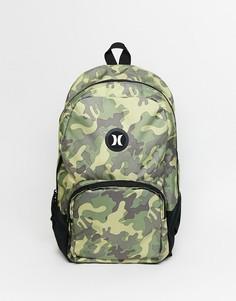 Рюкзак цвета хаки Hurley-Зеленый