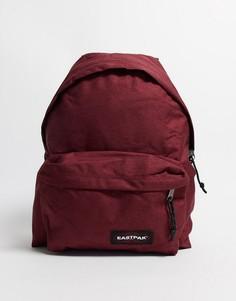 Бордовый рюкзак Eastpak-Красный