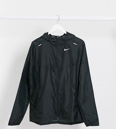 Черная ветровка Nike Running Tall-Черный
