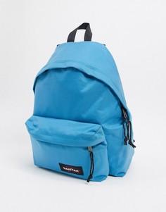 Синий уплотненный рюкзак Eastpak
