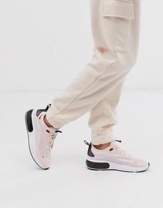 Нежно-розовые кроссовки Nike Air Max Dia-Розовый