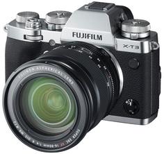 Цифровой фотоаппарат Fujifilm X-T3 Kit 16-80mm (серебристый)