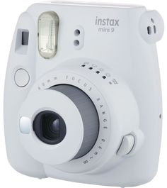 Фотоаппарат моментальной печати Fujifilm INSTAX MINI 9 (белый)