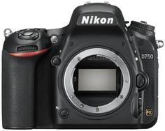Зеркальный фотоаппарат Nikon D750 body (черный)