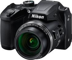 Цифровой фотоаппарат Nikon COOLPIX B500 (черный)