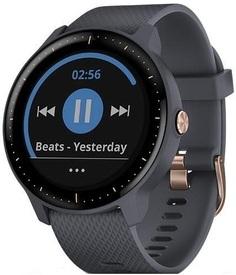 Спортивные часы Garmin vivoactive 3 Music (синий)