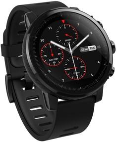 Умные часы Amazfit Stratos (черный)