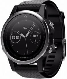 Спортивные часы Garmin Fenix 5S Sapphire (серебристый)