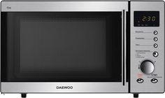 Микроволновая печь Daewoo KOR-814RT (нержавеющая сталь)