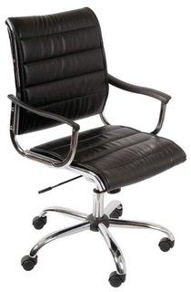 Кресло руководителя Бюрократ CH-994AXSN (черный)