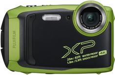 Цифровой фотоаппарат Fujifilm FinePix XP140 (лайм)