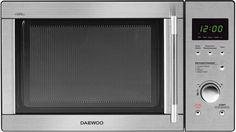 Микроволновая печь Daewoo KQG-817RT (нержавеющая сталь)