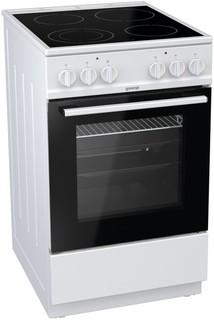 Электрическая плита Gorenje EC5121WF (белый)