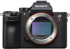 Зеркальный фотоаппарат Sony Alpha A7R III ILCE-7RM3 Body (черный)