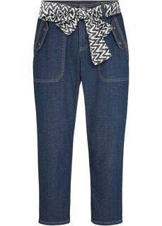 Капри джинсовые Bonprix
