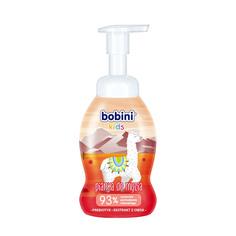 Пенка для мытья тела, рук и лица BOBINI CLASSIC Лама 300 мл