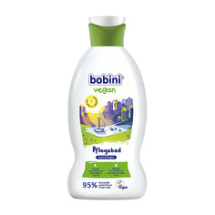 Гипоаллергенная пена для ванны BOBINI VEGAN 0+ 330 мл