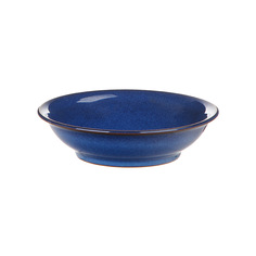 Блюдце для фруктов Denby Imperial Blue 15 см