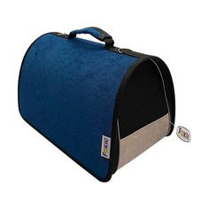 Сумка-переноска для животных Foxie Colour 44x27x27 см Синий