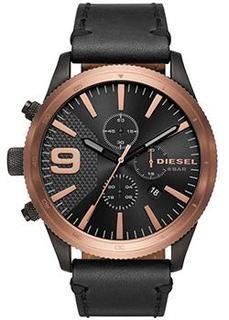 fashion наручные мужские часы Diesel DZ4445. Коллекция Rasp