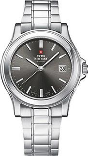 Швейцарские наручные мужские часы Swiss military SM34002.08. Коллекция Сlassic