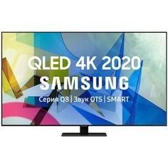 Телевизор Samsung QE75Q80TAUXRU (2020)