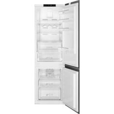 Встраиваемый холодильник Smeg C8175TN2P