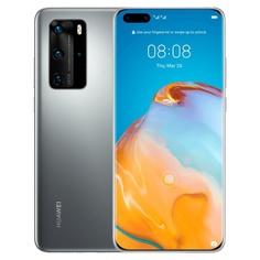 Смартфон Huawei P40 Pro 256 ГБ мерцающий серебристый
