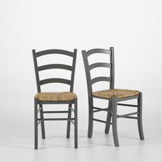 Комплект из 2 стульев, Perrine La Redoute