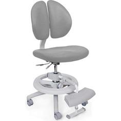 Кресло Mealux Duo-Kid Plus (Y-616) G обивка серая однотонная