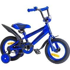 Велосипед Nameless 12 SPORT, синий/черный
