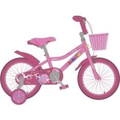 Велосипед BIBITU 16 AERO, Розовый
