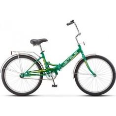 Велосипед Stels Pilot 710 24 Z010 (2018) 16 Зеленый/желтый