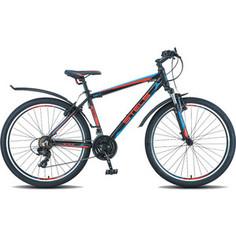 Велосипед Stels Navigator 620 V 26 V010 (2018) 19 Черный/красный/синий