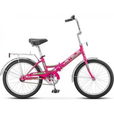 Велосипед Stels Pilot 310 20 Z011 (2018) 13 Малиновый