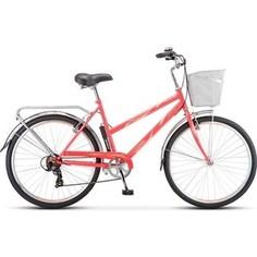 Велосипед Stels Navigator 250 Lady 26 Z010 (2018) 19 Коралловый