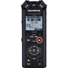Диктофон Olympus LS-P4 8Gb черный