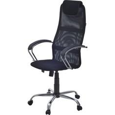 Кресло Фабрикант Бун ткань TW № 9 черный ткань S №11 черный кожа искусственная DO №350 черный Альфа (700) CH