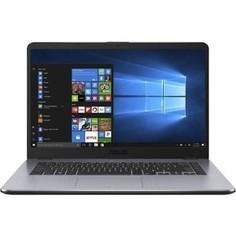 Ноутбук Asus A505ZA-BQ877T 15.6 FHD/ Ryzen 3 2200U/4Gb/256Gb SSD/Vega 3/W10 (90NB0I12-M13870)